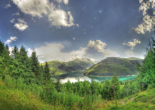 Speicher Durlaßboden - Gerlos - Austria