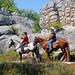 """Riding horses on Lookout Mt. • <a style=""""font-size:0.8em;"""" href=""""http://www.flickr.com/photos/91322999@N07/9667675638/"""" target=""""_blank"""">View on Flickr</a>"""
