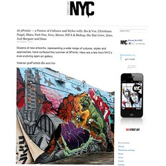 """Check out a sampling of this summer's walls at 5Pointz at StreetArtNYC.org • <a style=""""font-size:0.8em;"""" href=""""http://www.flickr.com/photos/53128580@N00/9684218825/"""" target=""""_blank"""">View on Flickr</a>"""