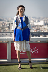 [PFW] Christine Phung S/S 2014