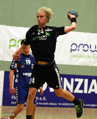 SV Henstedt-U. - VFL Potsdam -3. Regionalliga Nord (7) (Enjoy my pixel.... :-)) Tags: coach wille tor handball sieg wurf henstedtulzburg torhter