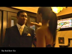 David Emani & Jacque' D in a Scene from The Red Bow Tie (cobra12013) Tags: red david love nova gangster king god faith tie el du jour american bow empire cuban malik boar akbar duque shaheed forgive denzel khalil emani dwalk jacque