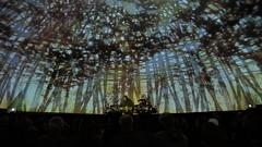 Steve Roach Vortex Dome Immersion Concert 2013-8 (Stephen Hill) Tags: vortex 3d concert space immersive dome ambient fractal electronic steveroach audriphillips