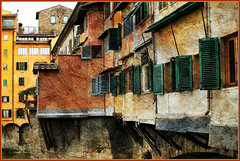 Ponte Vecchio, Firenze (claude lina) Tags: italy florence tuscany firenze italie toscan creativemindsphotography mygearandme mygearandmepremium mygearandmebronze