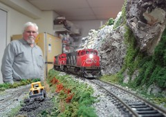 Canadian Northern (Larry the Lens) Tags: cn interesting canadian northern m420 alco mlw explore myfaves