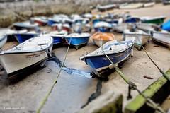 Waiting for the sea (Jerome Pouysegu) Tags: beach boat bateau plage basque euskadi