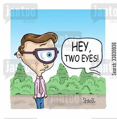 www.jantoo.com/cartoon/33030936 (amzkt) Tags: playground glasses eyes name shortsighted cartoon eyeball names eyeglasses bully cartoons twoeyes abuse eyeballs foureyes taunt insult insulted spectacle bullying insults taunting wearingglasses meankids bifocals namecalling bullied taunts