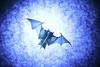 Origami Bat - Yoshizawa's Variation