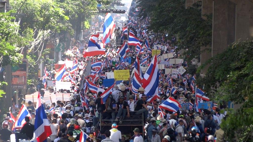 Bangkok Protest 4