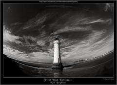 Waterfront_light_DVE0200 (Dave Ellison) Tags: lighthouse beach coast estuary beacon mersey newbrighton perchrock lightgouse daveellison davidellisonphotography