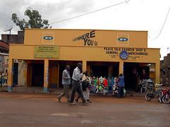 THE PEACE TALK FASHION SHOP AND GENERAL MERCHANDISE (dunia duara) Tags: africa peace expression communication uganda arua westnile northernuganda