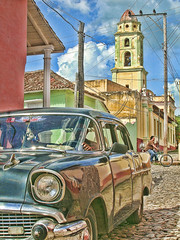 Old Car in Cuba (2014).- (ancama_99(toni)) Tags: auto summer vacation car interestingness interesting nikon cuba explore trinidad vacaciones hdr kuba 1000views 2014 10favs 10faves explored ltytr1 interesantsimo blinkagain
