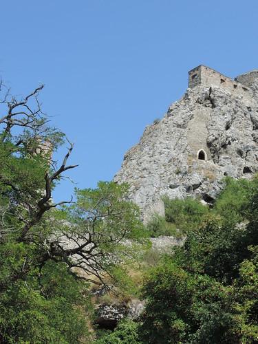 Slovakia Iron Devin Castle Ruins 116