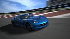 Cape Ring - North - Chevrolet Corvette Stingray C7 2014 (Igor Mitrovic) Tags: 6 game chevrolet car race stingray north grand ring cape gran corvette turismo gt6 2014 ps3 c7