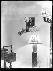 11-07-1947_03160 Etalage Hoyng (IISG) Tags: city woman cinema film window lamp amsterdam shop female movie reclame etalage actress winkel publicity vrouw bioscoop twentiethcenturyfox actrice advertissement bernadettesoubirous jenniferjones benvanmeerendonk hoyng