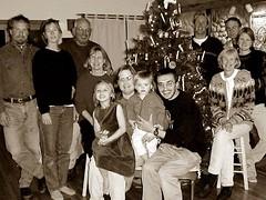 Christmas 2002 old photo (kraakerjack) Tags: christmas 2002 heidi