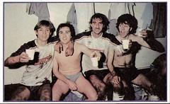1983-84  ROCHDALE 1 TELFORD UNITED 4  (FA CUP 3) (bullfield) Tags: telford rochdale telfordunited spotland
