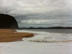 Tide (oceanchange) Tags: ocean centralcoast pearlbeach