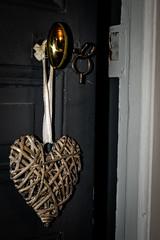 (Vincent Peyronnet) Tags: door wood color photography photo nikon key heart photos lock sigma coeur porte temptation curiosity bois serrure clé curiosité tentation d3100