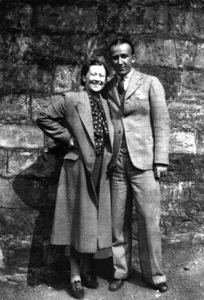 Caroline and William Grant 1930