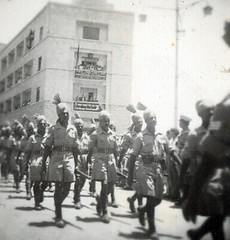 Image titled Kings Birthday Parade Jerusalem Sikh Detachment 1945