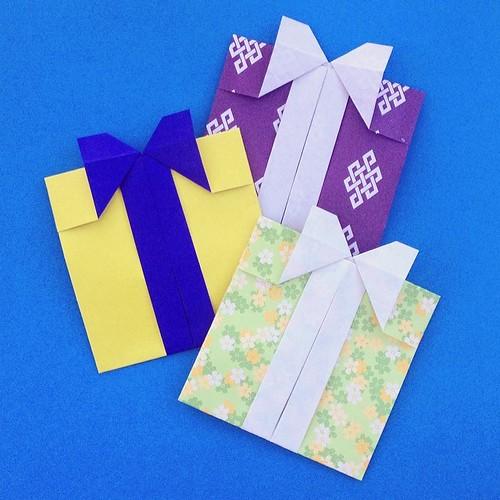 Origami Maniacs 303: Cute Owl Bag - YouTube   500x500