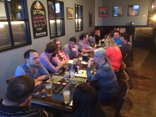 EdCampOKC post-conference meetup by Wesley Fryer, on Flickr