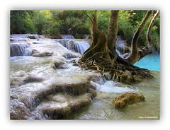 Cascade à Tat Kuang SI (BE'N 59. Street photographer) Tags: photographyforrecreationeliteclub infinitexposure