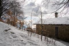 (-NicoLab-) Tags: campocecina alpiapuane alpi apuane salviamoleapuane marzo 2014 neve snow canon eos 450d