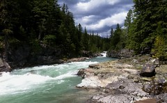 Roaring Waters / EXPLORE March 4 (The VIKINGS are Coming!) Tags: vacation river montana whitewater canyon wilderness trout highcountry glaciernp icecoldwater