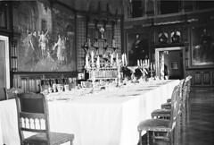 Schloss Wernigerode (Philipp Körner) Tags: blackandwhite bw canon iso100 blackwhite grain wernigerode blackandwhitefilm eos500 kentmere schlosswernigerode kentmere100 kentemere100
