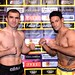 04/04/2014 Weigh-in Dolce & Gabbana Italia Thunder vs. Azerbaijan Baku Fires