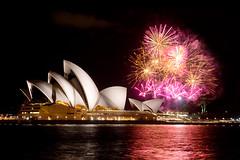 Sydney Opera House Fireworks (Kokkai Ng) Tags: house opera fireworks harbour sydney australia newsouthwales sydneyoperahouse madamabutterfly
