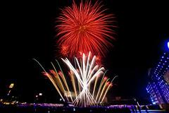 2014/04/03  ( Free Cloud) Tags: fireworks taichung matsu  dajia   2014 mazu      b   dajiazhenlantemple