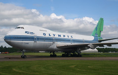 1979 Boeing 747-212B SX-OAD - Olympic Airways -Bruntingthorpe 2014 (anorakin) Tags: boeing 1979 747 olympicairways 2014 bruntingthorpe 9vsqi sxoad