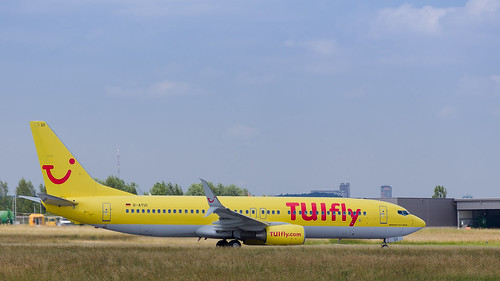 TUIfly Boeing 737-8K5 D-ATUI