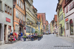 "Rothenburg ob der Tauber • <a style=""font-size:0.8em;"" href=""http://www.flickr.com/photos/45090765@N05/19549184092/"" target=""_blank"">View on Flickr</a>"
