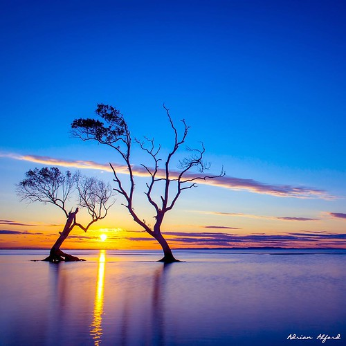 Beachmere Queensland Australien