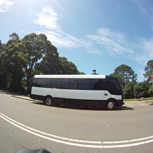 Our 24 seater Hire Corporate Bus (HC Bus) going around...