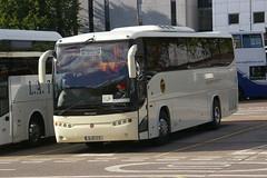 B. FARRELL T/A BURREN COACHES 06-KE-6716 (bobbyblack51) Tags: man bus station glasgow cork co burren ta viaggio 2015 18360 marcoplo bfarrell burrencoaches 06ke6716