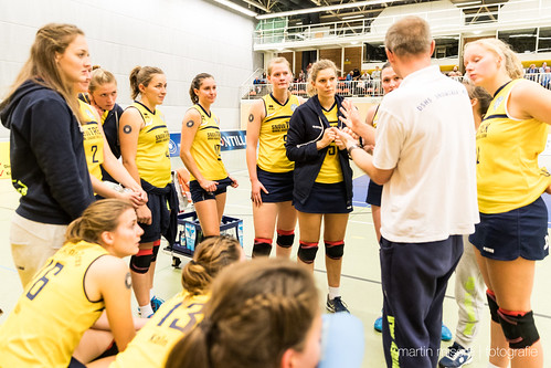 "3. Heimspiel vs. Volleyball-Team Hamburg • <a style=""font-size:0.8em;"" href=""http://www.flickr.com/photos/88608964@N07/32003260403/"" target=""_blank"">View on Flickr</a>"