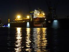 DSC01124 (rudish24) Tags: hamburg werft dock hafen bei nacht fischmarkt