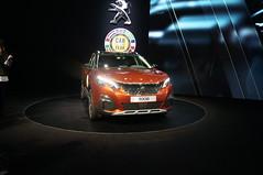 Geneva Motor Show 2017 (801) (jayp018) Tags: genevamotorshow2017 peugeot 3008 caroftheyear salon de lauto geneve 2017 cars motorshow geneva model newcars world premieres