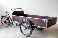 WorkCycles Bakfiets Industry Bak & 8sp rear frame (@WorkCycles) Tags: bakfiets bicycle bike box cargo cargobike dutch industrial tricycle workcycles