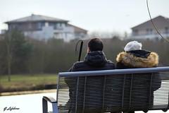 Couple de personnes mal voyantes (Guillaume7762) Tags: couple mal voyant temps calme sérénité mélancolie repos