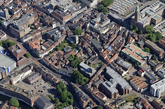 The Lanes in Norwich city centre - aerial Norfolk UK (John D F) Tags: thelanes norwich norfolk norwichlanes city aerial aerialphotography aerialimage aerialphotograph aerialimagesuk aerialview viewfromplane droneview hires hirez highresolution hidef highdefinition britainfromabove britainfromtheair