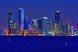 City of Miami, Miami-Dade Couny, Florida, USA / The Magic City