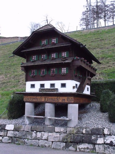 House model, Küssnacht, Switzerland