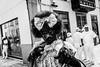 La Dia de Los Indianos (Breuer Photos) Tags: bw streetphotography news documentary black white talco talcum powder babypowder la negra tomasa palma santa cruz carneval spain island rituals natgeo streets peope portrait capital travel blogger cigarre