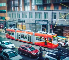 Newest view of @hstreetne @dcstreetcar from @theapollodc on the 49th anniversary of the destruction of Washington, DC #activetransportation